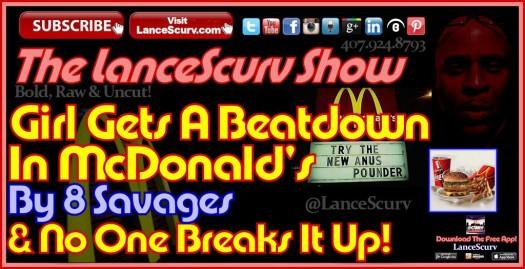 McDonald's Beatdown Graphic