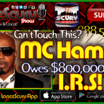 M.C. Hammer Owes $800,000 Dollars To The I.R.S! – The LanceScurv Show
