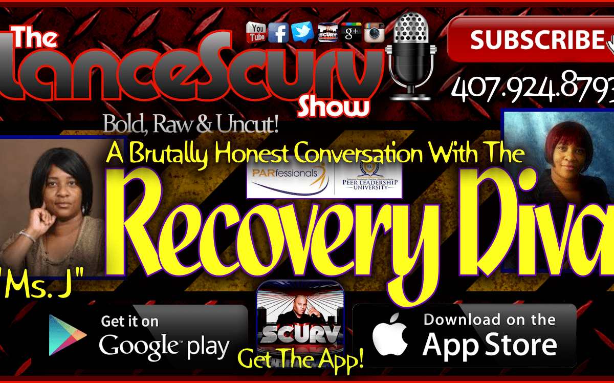 Recovery Diva Graphic