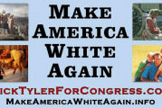 """Congressional Candidate Rick Tyler Wants To Make America """"White Again!"""" – The LanceScurv Show"""