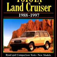 Toyota Land Cruiser: 1988-1997 (Brooklands Road Tests)