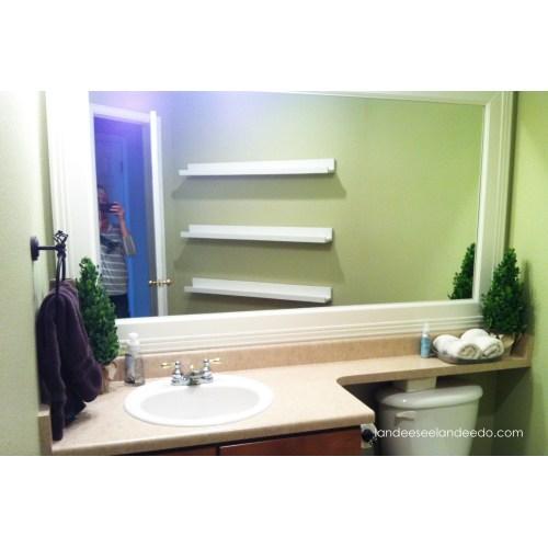 Medium Crop Of Floating Shelf For Bathroom