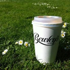 Nicht geht über Bewsley´s Kaffee im St. Stephen`s Green…