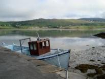 Im Hafen von Dunfanaghy