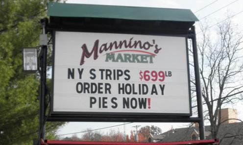 Mannino's Market