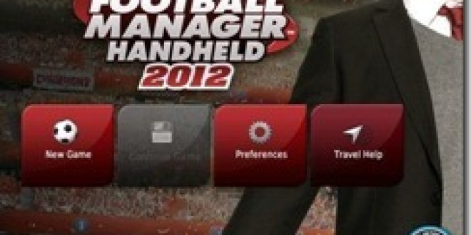 Football Manager Handheld Goodies Giveaway