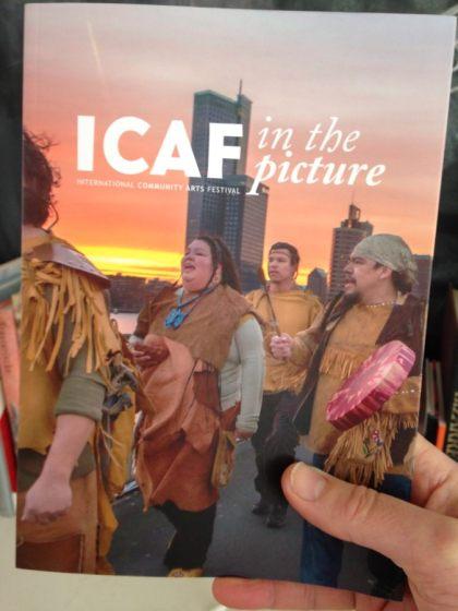 Publicatie ICAF met o.a. stuk over De Ronde Tafel