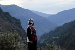 Quechua farmers and climate change
