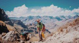 Quechua porter