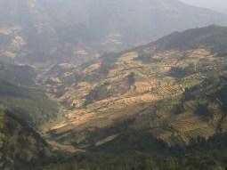 A Nepalese farming landscape