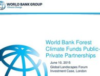 World-Bank-Forest-Climate