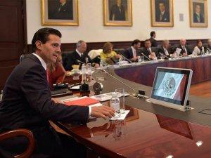 Peña Nieto pide a su gabinete redoblar esfuerzos para alcanzar objetivos