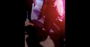 Video: taxistas intentan linchar a asaltante en Puebla
