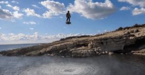 Volar, el deseo más grande del ser humano puede llegar pronto gracias a relojera suiza (VIDEO)