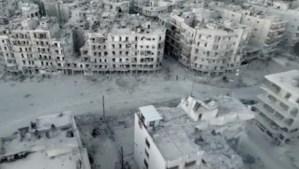 Reportan cese al fuego en Alepo; permitirán retirada de rebeldes y civiles