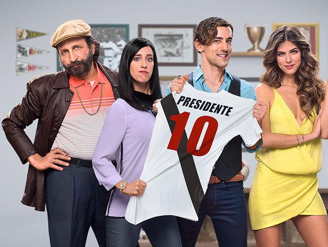 'Club de Cuervos' tendrá tercera temporada