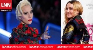 Lady Gaga elogia el  discurso feminista de Madonna