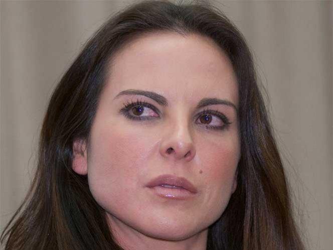 Kate del Castillo rechazó propuesta para candidatura en Edomex