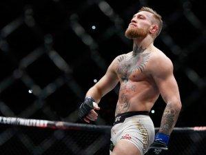 McGregor amenaza a Mayweather con noquearlo