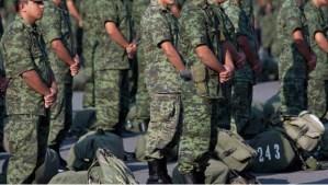 Diagnostican a militares con depresión por guerra contra el narco