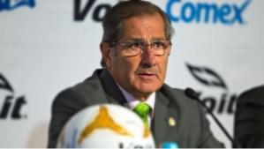 Renuncia Edgardo Codesal a Comisión de Árbitros de FM