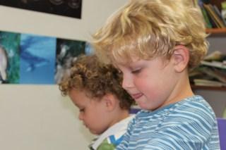 Immersion Preschool Programs