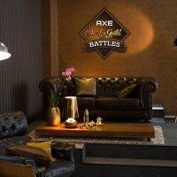 AXE Dark & Gold Battles