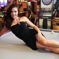 Sexy Billiard Trick Shots