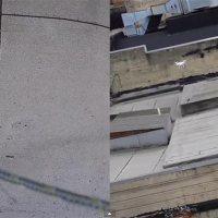 Drohne birgt RC Hubschrauber