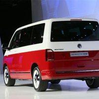 So sieht der neue VW T6 aus