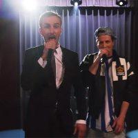 Böhmermann & Dendemann rappen durch die deutsche Hip Hop-Geschichte