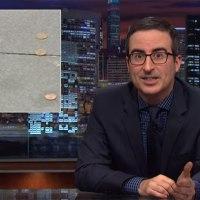 John Oliver über die Nutzlosigkeit des Pennies