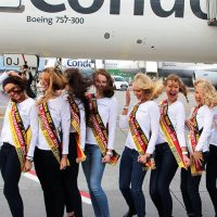 Mein Abflug in das Miss Germany Camp 2016