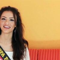 Miss Nordrhein-Westfalen 2016 erzählt einen Witz...