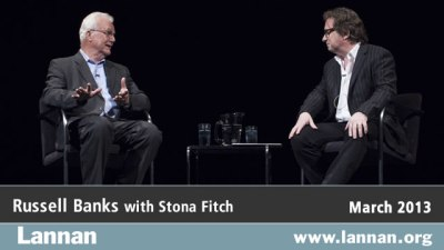 Russell Banks with Stona Fitch
