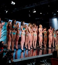 il casting di Italia's next top model 4