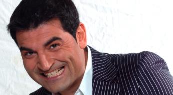 """Max Giusti condurrà con Fabrizio Frizzi """"Attenti a quei due"""""""