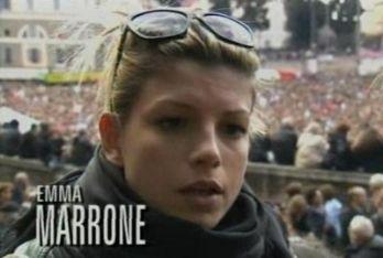 Emma Marrone Annozero Foto