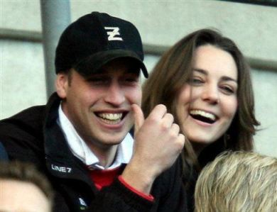 Matrimonio William e Kate Foto