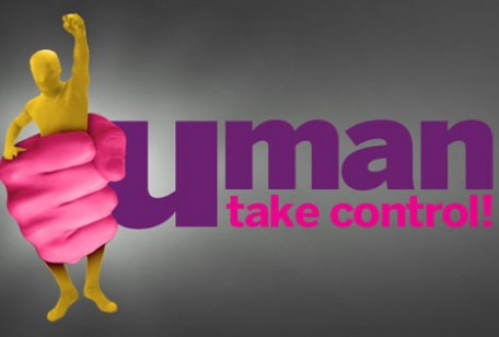 reality show uman take control Foto