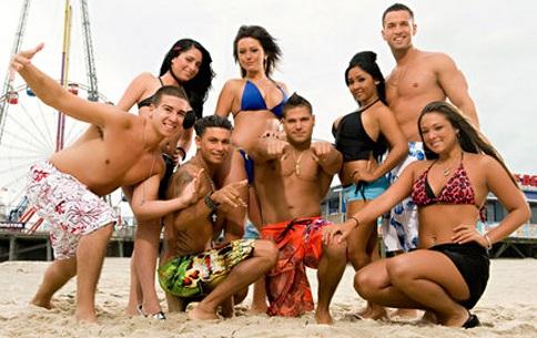 Jersey Shore Mtv reality Foto