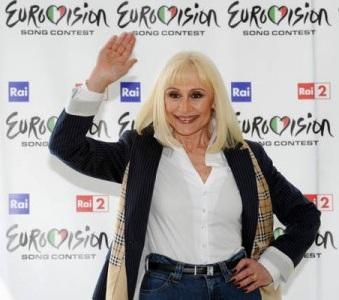 Raffaella Carrà Eurovision 2011