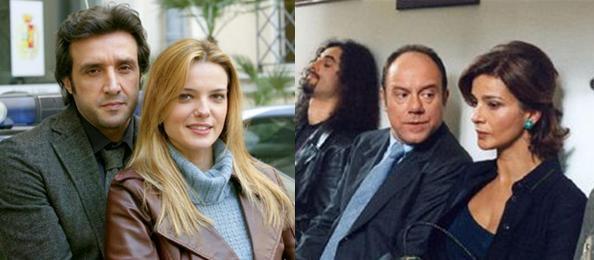Flavio Insinna Ho sposato uno sbirro Ascolti Tv