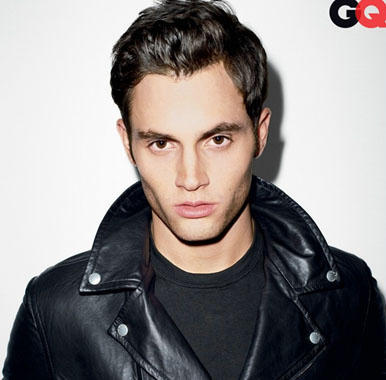 penn badgley Foto