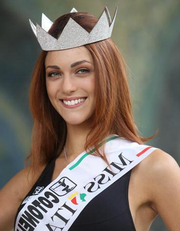 Foto Miss Italia 2008 Miriam Leone