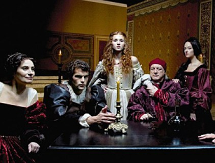 I Borgia serie tv cast Foto