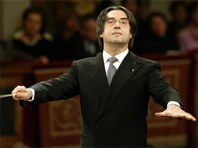 Riccardo Muti Foto