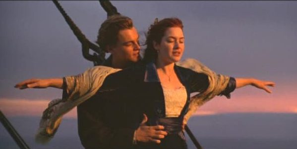 Titanic film Foto