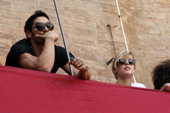 Federica Pellegrini e Filippo Magnini fidanzati Foto