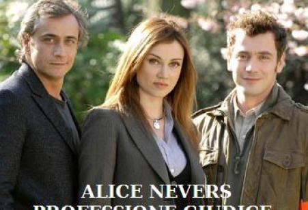 Alice Nevers Professione Giudice Telefilm Foto